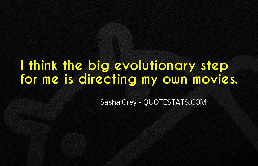 Quotes About Directing Movies #1518302
