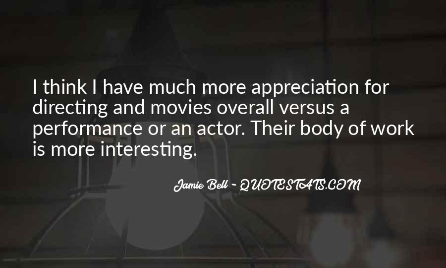 Quotes About Directing Movies #1756549
