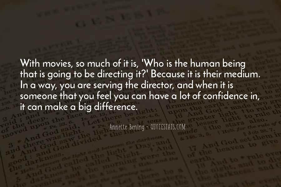 Quotes About Directing Movies #321143