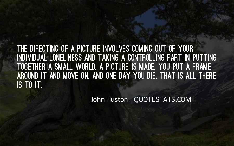 Quotes About Directing Movies #897799