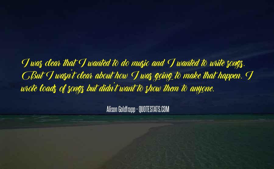 Listen Amaya Quotes #1638725