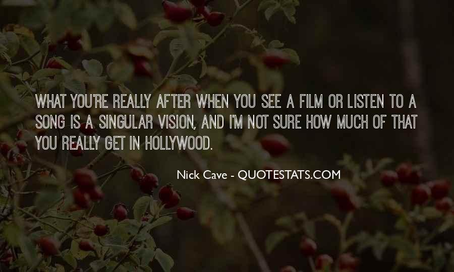 Listen Song Quotes #639195