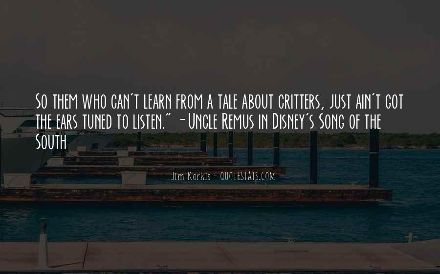 Listen To Song Quotes #570405