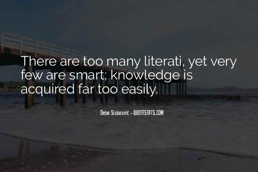 Literati Quotes #1119764