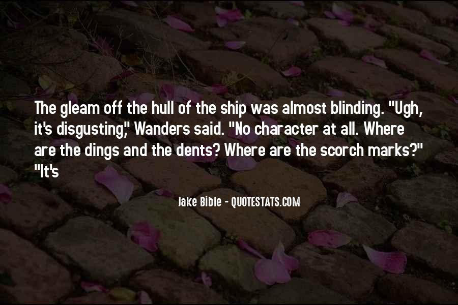 Quotes About Dings #1033357