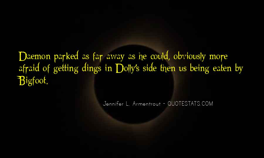 Quotes About Dings #75812