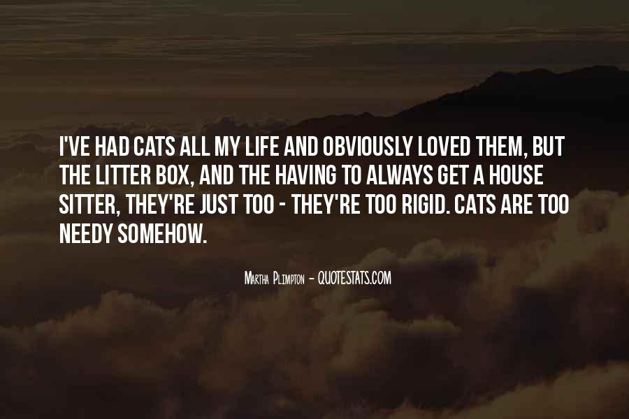 Litter Box Quotes #486659