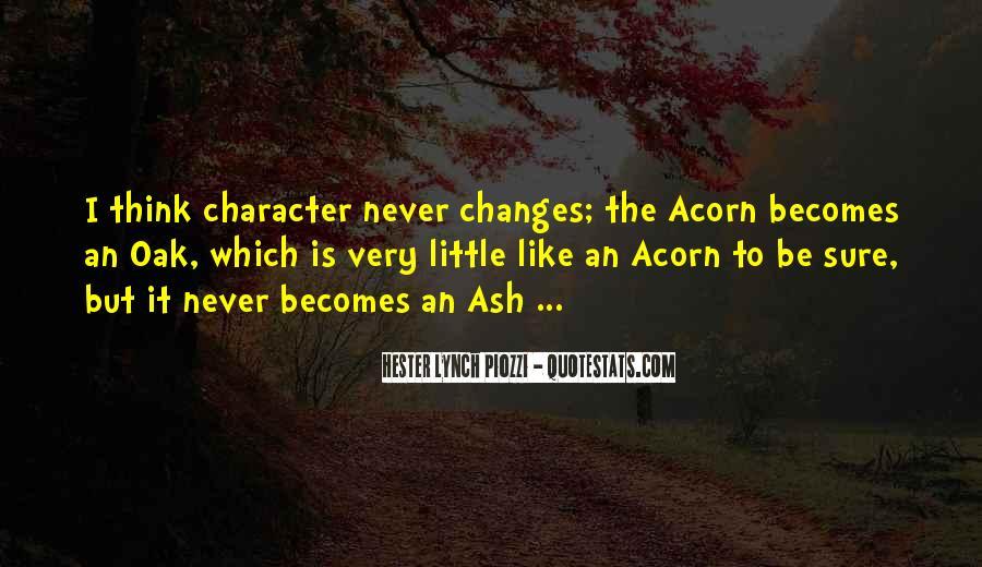 Little Acorn Quotes #212618