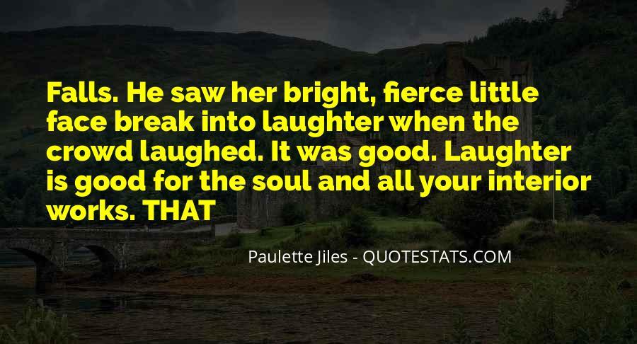Little But Fierce Quotes #1359247