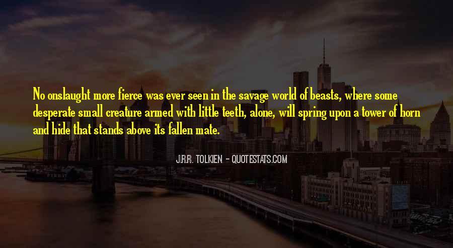 Little But Fierce Quotes #1417161