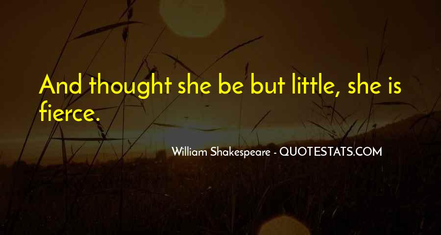 Little But Fierce Quotes #330111
