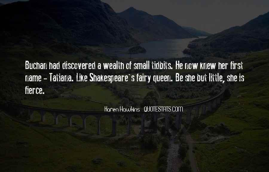 Little But Fierce Quotes #578038