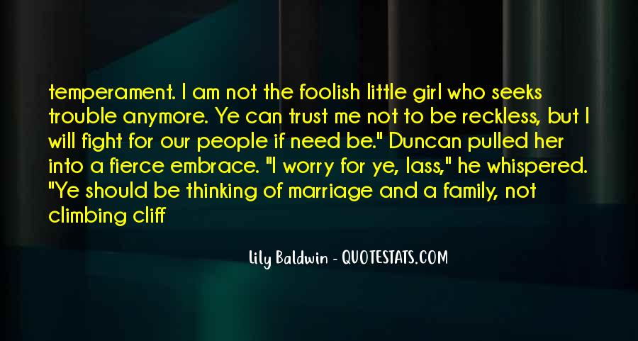 Little But Fierce Quotes #663421