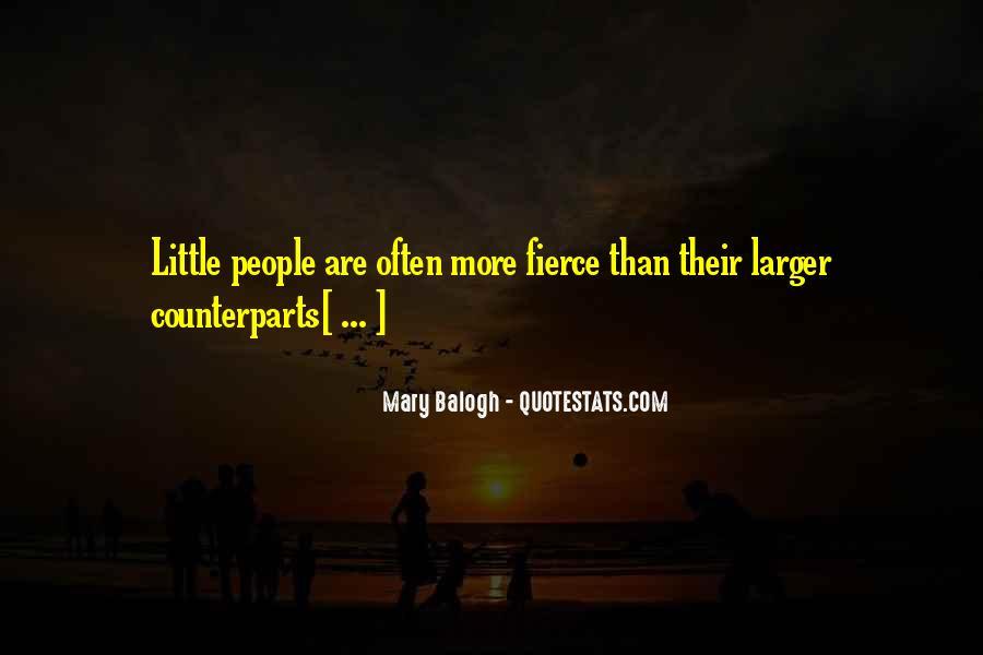Little But Fierce Quotes #717845