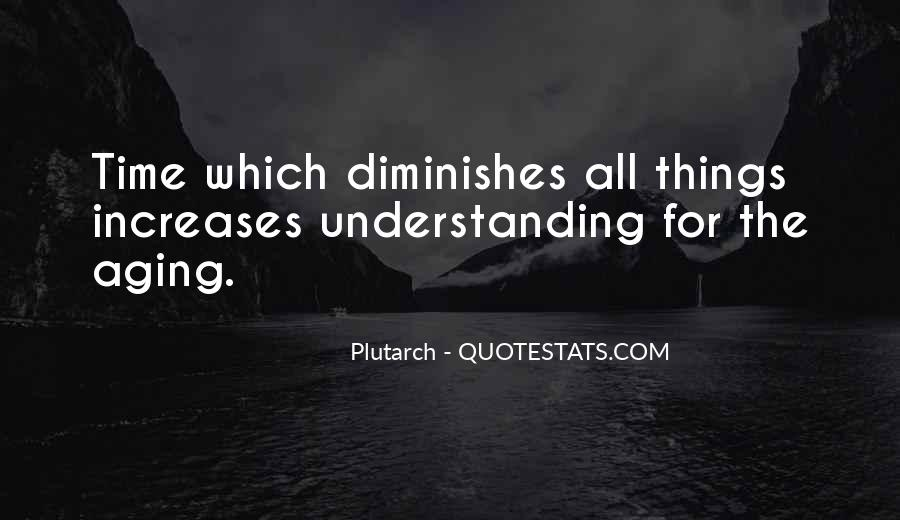 Quotes About Diminishes #205513