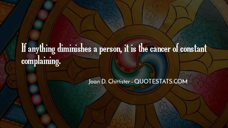 Quotes About Diminishes #51383