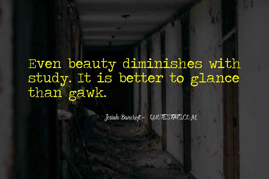 Quotes About Diminishes #765686