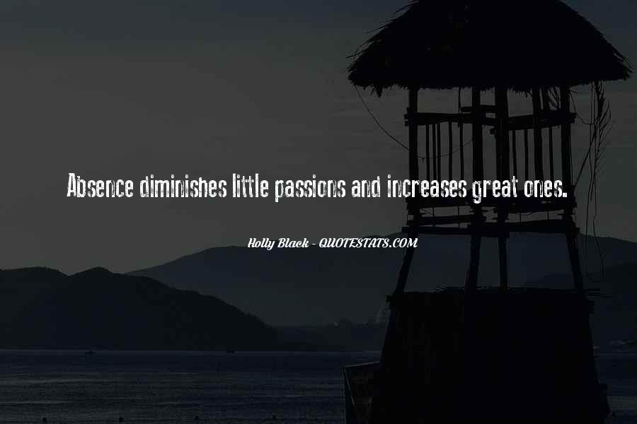 Quotes About Diminishes #895567