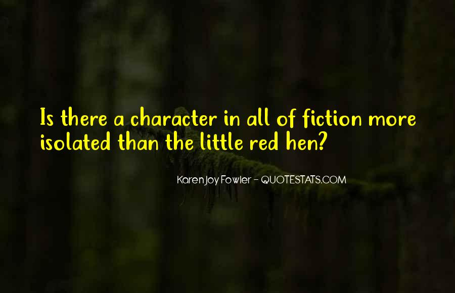 Little Red Hen Quotes #1779649