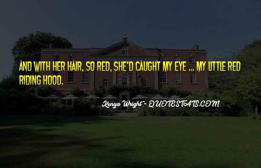 Little Red Riding Hood Dark Quotes #261898