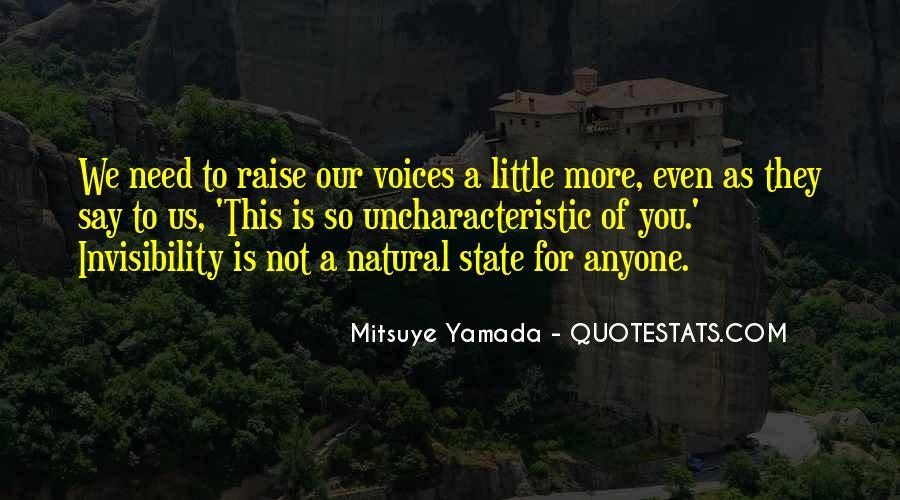 Little Voices Quotes #1004507