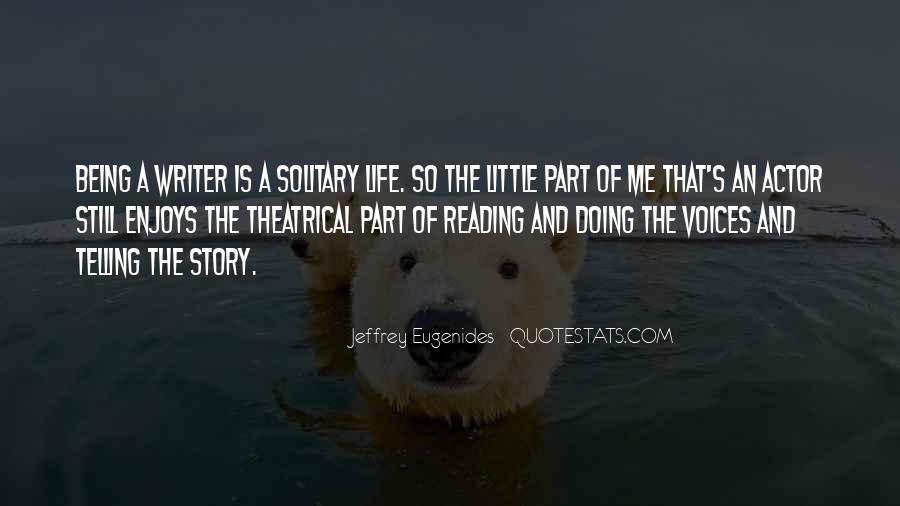 Little Voices Quotes #1182410