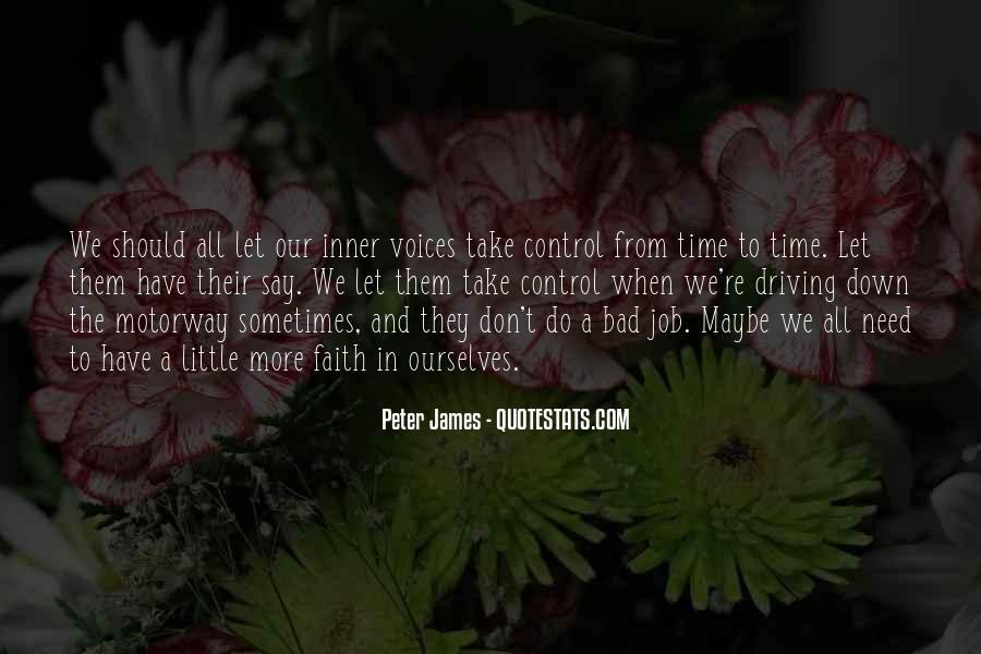 Little Voices Quotes #1308556