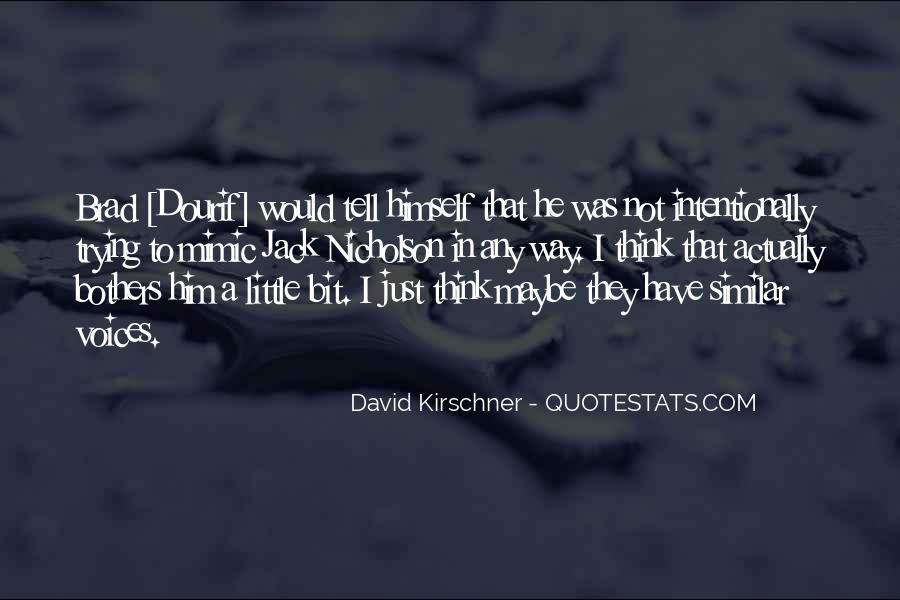 Little Voices Quotes #1321710