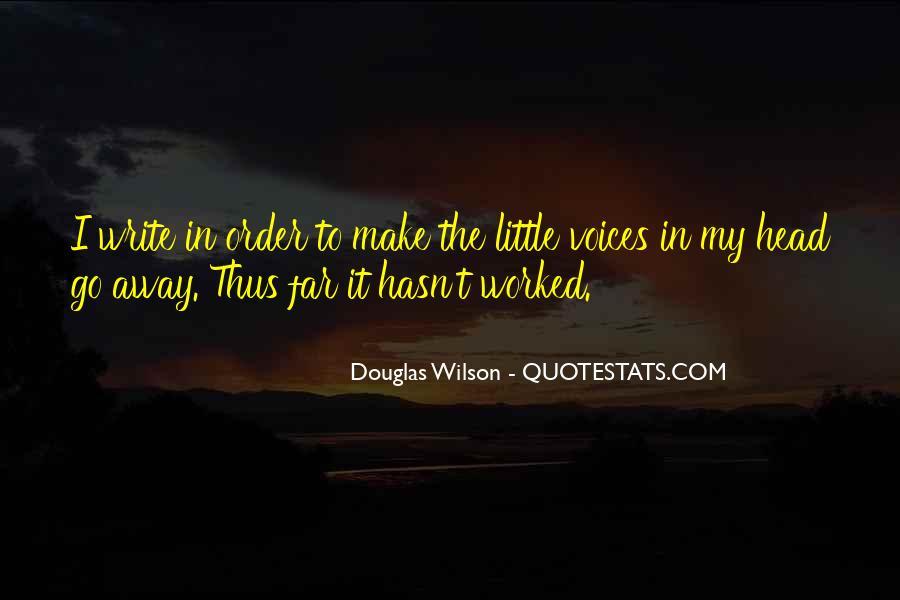 Little Voices Quotes #222807