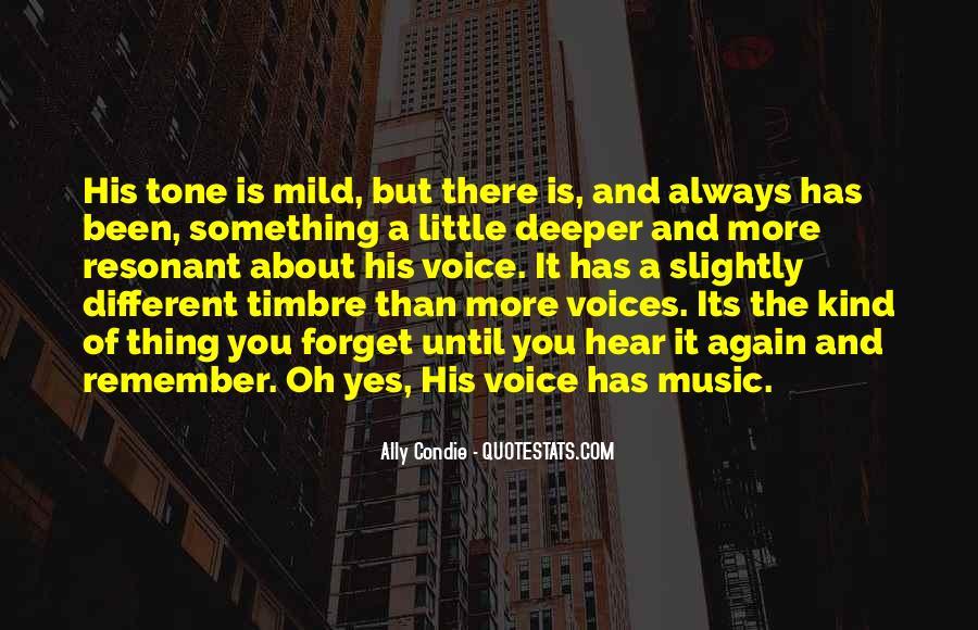 Little Voices Quotes #246803