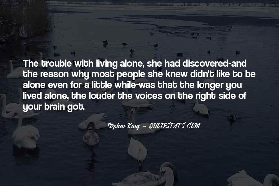 Little Voices Quotes #33998
