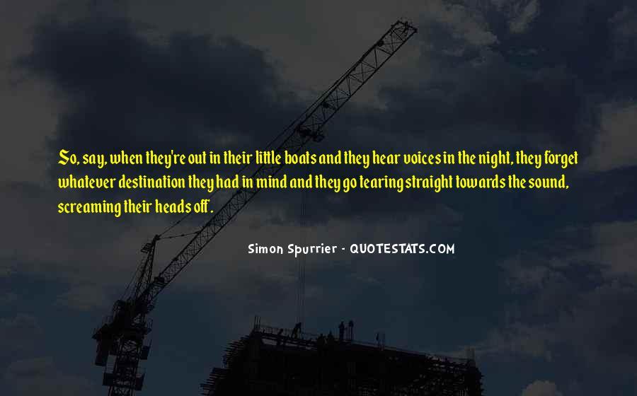 Little Voices Quotes #4873