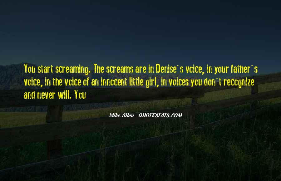 Little Voices Quotes #716907
