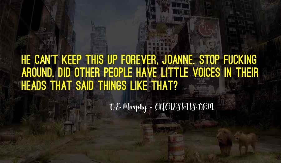 Little Voices Quotes #821299