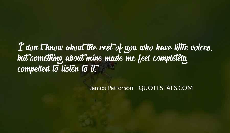 Little Voices Quotes #886292