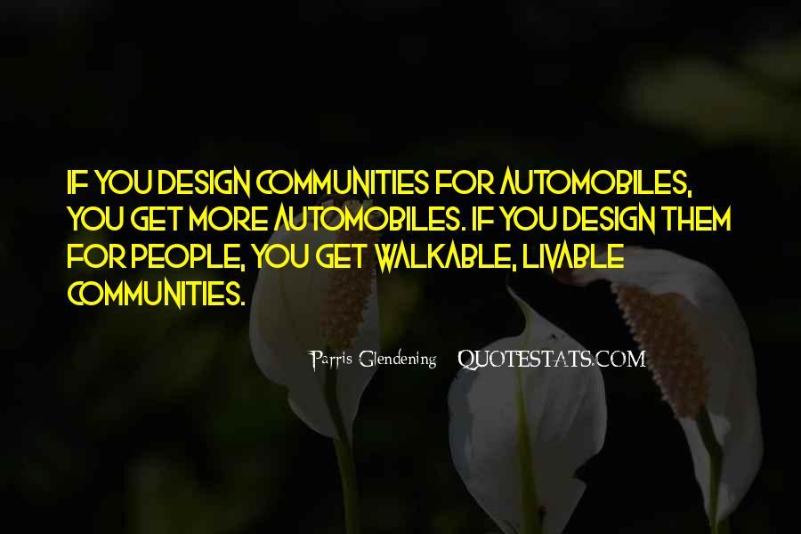 Livable Quotes #1018186