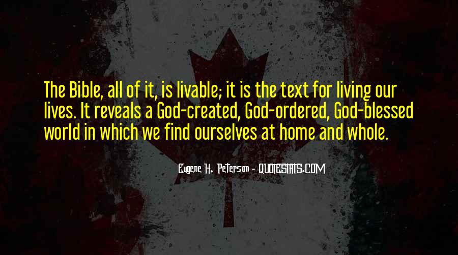 Livable Quotes #1543828