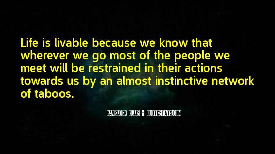 Livable Quotes #1609632