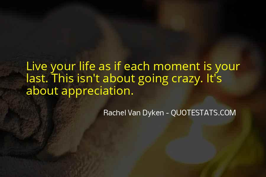 Live A Crazy Life Quotes #1002562