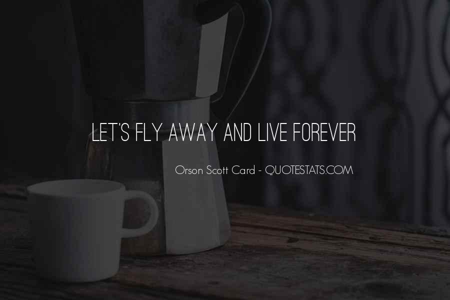 Live A Crazy Life Quotes #1063583