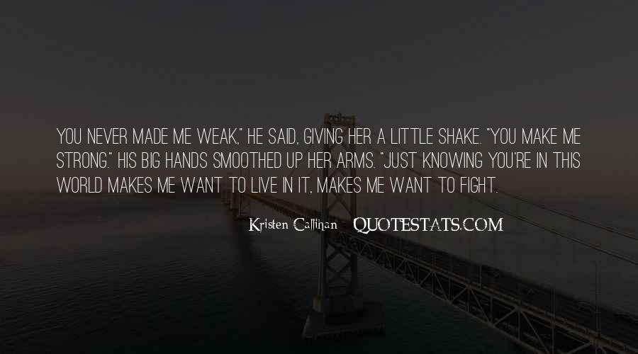 Live A Little Quotes #113278