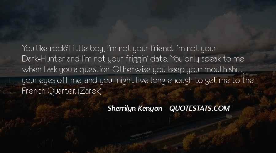 Live A Little Quotes #175272