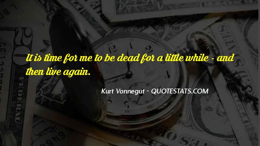 Live A Little Quotes #210279