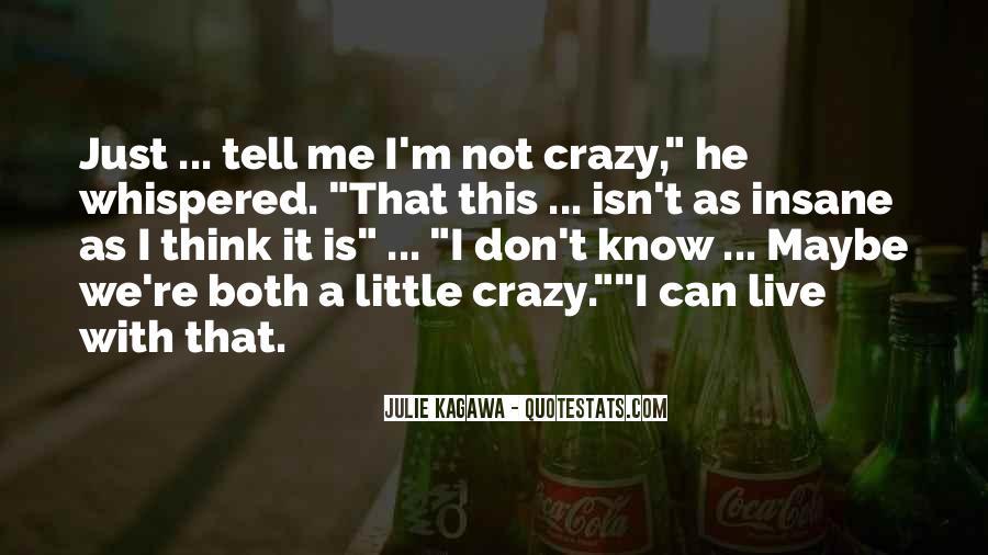 Live A Little Quotes #266446