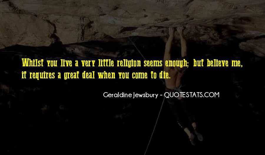 Live A Little Quotes #293205