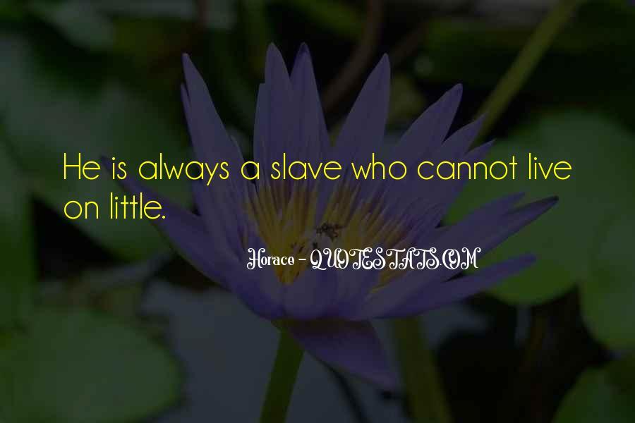 Live A Little Quotes #29633