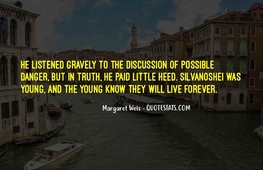 Live A Little Quotes #302933