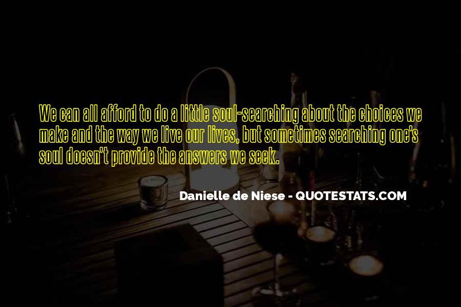 Live A Little Quotes #315097