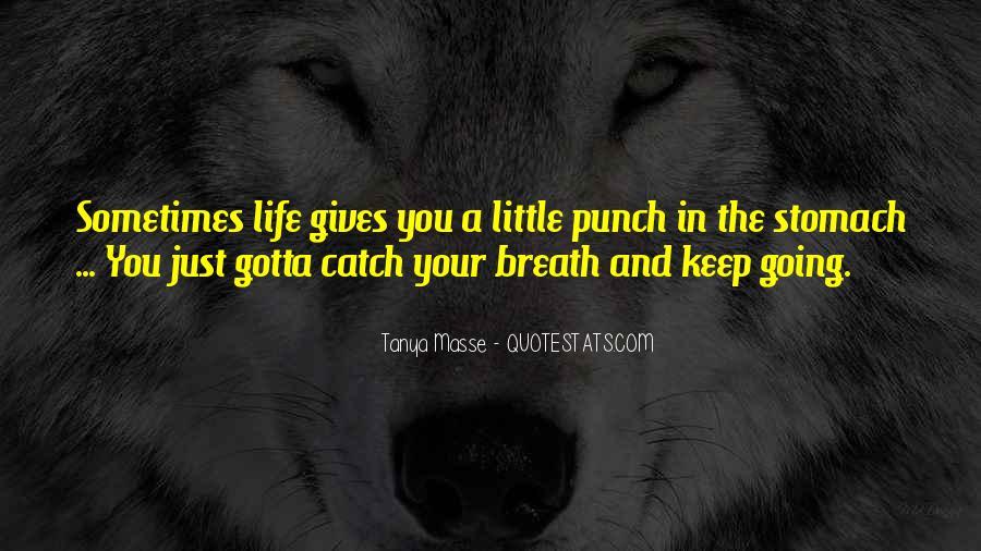 Live A Little Quotes #50651