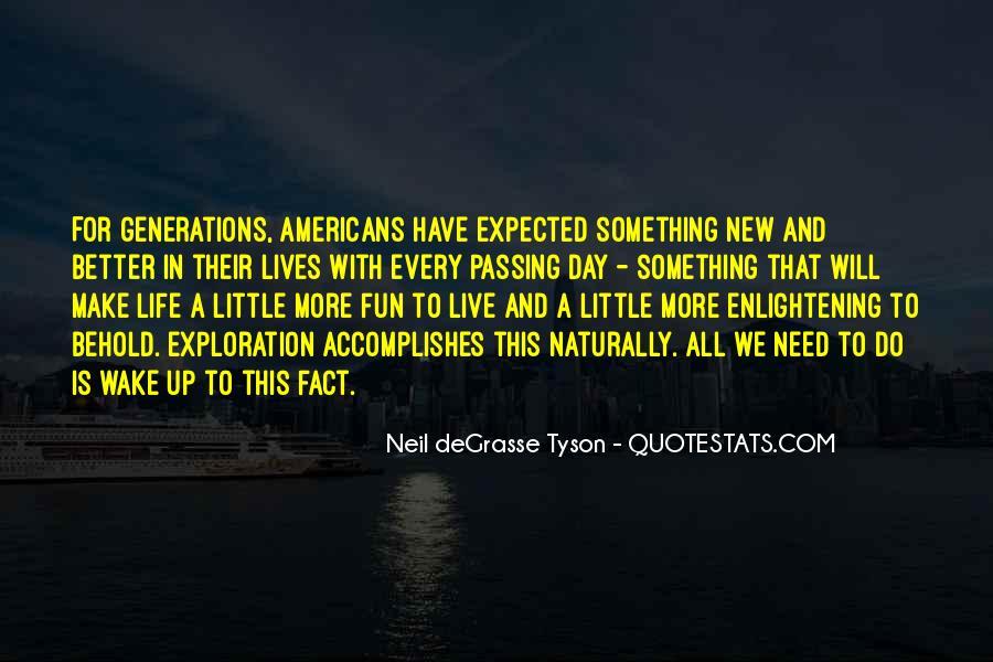 Live A Little Quotes #76881